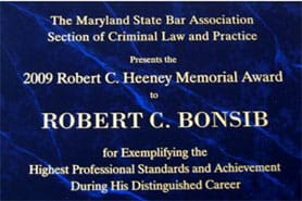 The Maryland State Bar Association Section of Criminal Law and Practice